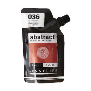 Sennelier Abstract Acrylic 120mL Iridescent Copper