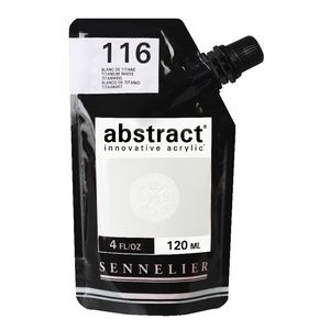Sennelier Abstract Acrylic 120mL White
