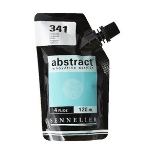 Sennelier Abstract Acrylic 120mL Turquoise