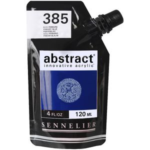 Sennelier Abstract Acrylic 120mL Primary Blue