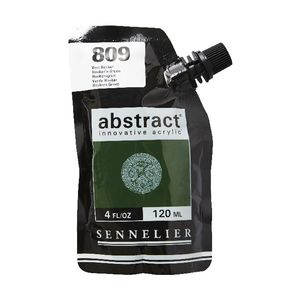 Sennelier Abstract Acrylic Satin Hookers Green 120 mL