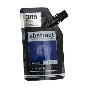 Sennelier Abstract Acrylic High Gloss Primary Blue 120mL