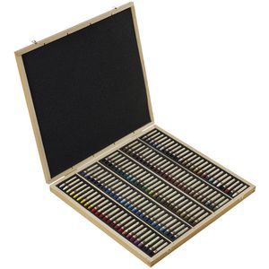 Sennelier Oil Pastels in Wooden Box Assorted 120 Pack