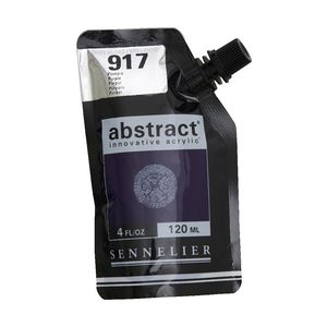 Sennelier Abstract Acrylic High Gloss 120mL Purple
