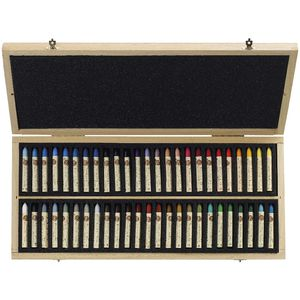 Sennelier Oil Pastels Assorted 50 Pack