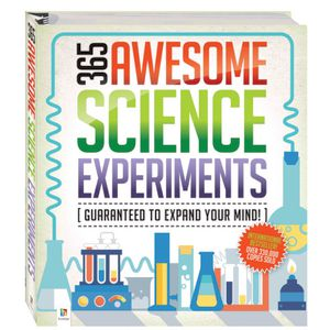 Hinkler 365 Awesome Science Experiments