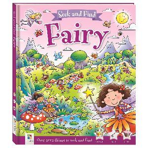Hinkler Seek and Find Fairy Book