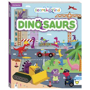 Hinkler My First Dinosaur Book
