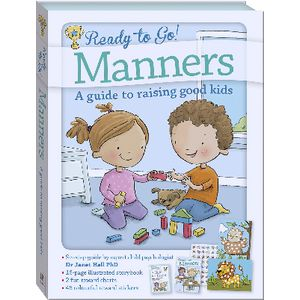 Hinkler Ready to Go Manners Kit