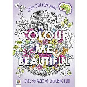 hinkler colour me beautiful book - Color Me Beautiful Book