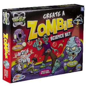 Hinkler Weird Science Create a Zombie Science Kit