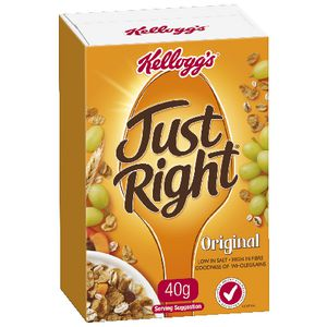 Kellogg's Just Right 40g 30 Pack