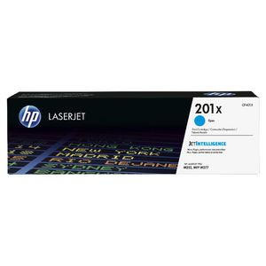 HP 201X Toner Cartridge Cyan
