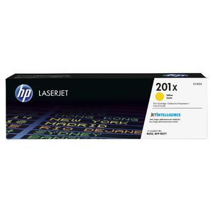 HP 201X Toner Cartridge Yellow