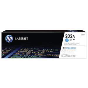 HP 202A Toner Cartridge Cyan