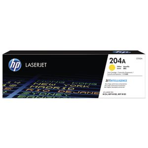 HP 204A Toner Cartridge Yellow
