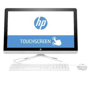 "HP 23.8"" Touchscreen A6 All-in-One PC 24-G063A"