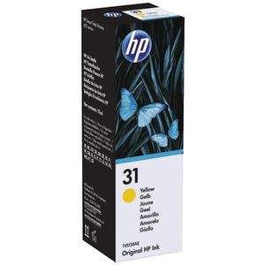 HP 31 Ink Bottle Yellow