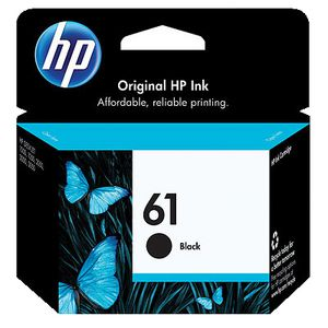 HP 61 Ink Cartridge Black