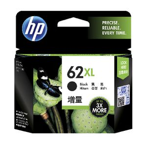 HP 62XL High Yield Ink Cartridge Black