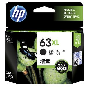 HP 63XL Ink Cartridge Black