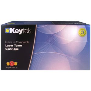 Keytek HP C8543X Toner Cartridge Black