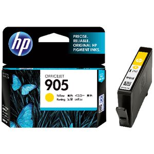 HP 905 Ink Cartridge Yellow
