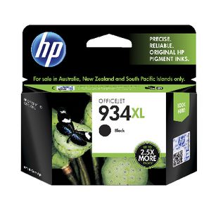 HP 934XL Ink Black