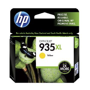 HP 935XL Ink Yellow