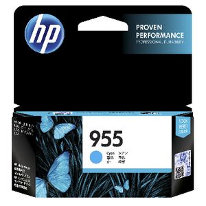 HP 955 Ink Cartridge Cyan
