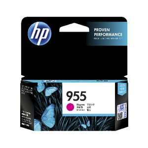 HP 955 Ink Cartridge Magenta