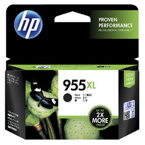 HP 955XL Ink Cartridge Black