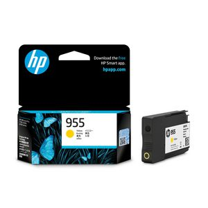 HP 955 Ink Cartridge Yellow