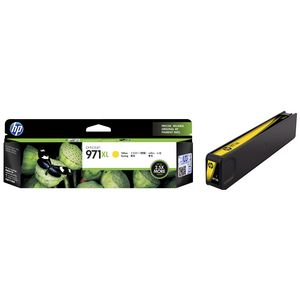 HP 971XL Ink Cartridge Yellow