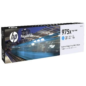 HP 975X Ink Cartridge Cyan