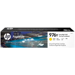 HP 976X Ink Cartridge Yellow