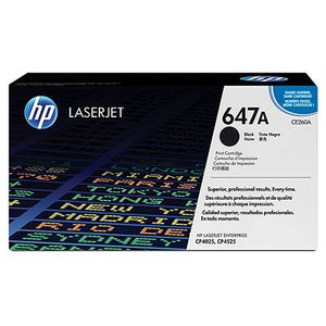 HP Toner Black CE260A