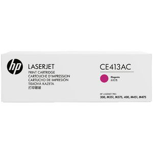 HP CE413AC Contract Toner Cartridge Magenta