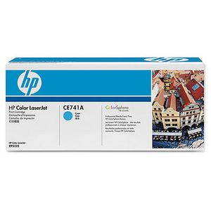 HP 307A Toner Cartridge Cyan