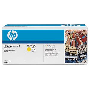 HP 307A Toner Cartridge Yellow