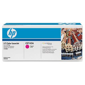 HP 307A Toner Cartridge Magenta