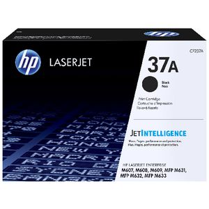 HP 37A Original Toner Black
