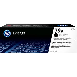 HP 79A LaserJet Toner Cartridge Black