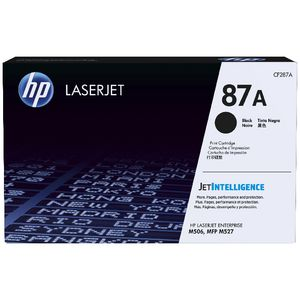 HP 87A LaserJet Toner Cartridge Black