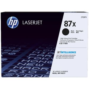 HP 87X High Yield LaserJet Cartridge Black
