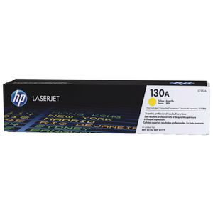 HP 130A Toner Cartridge Yellow