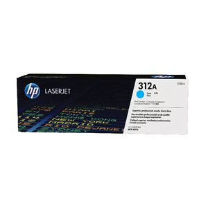HP Toner Cartridge Cyan CF381A