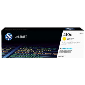 HP 410X High Yield Laser Cartridge Yellow