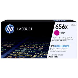 HP 656X Original LaserJet Toner Cartridge Magenta