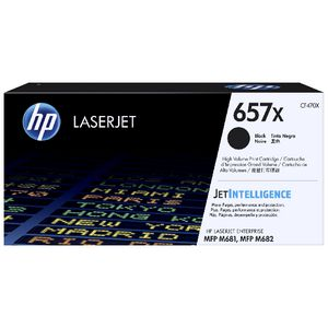 HP 657X Original LaserJet Toner Cartridge Black